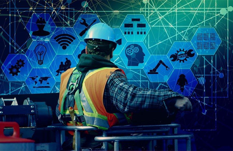 5G助力工业物联网转型潜力巨大